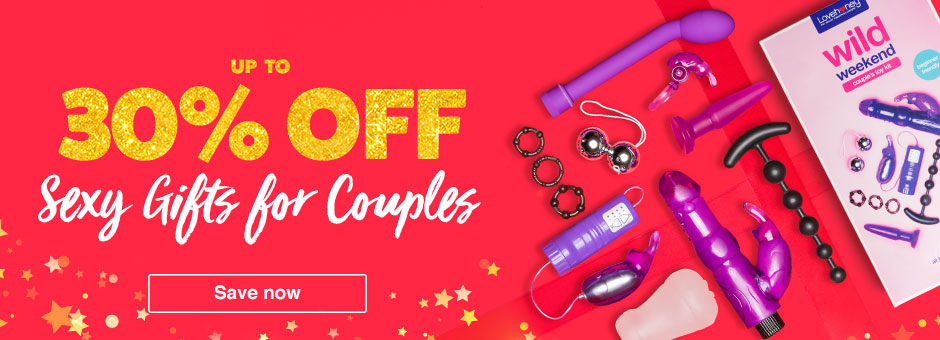 Up to 30% off Sexy Gifts for Couples