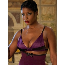 Kiss Me Deadly Fifi Satin Bralet