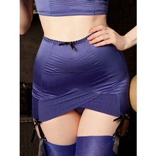 Kiss Me Deadly Divine Satin Girdle