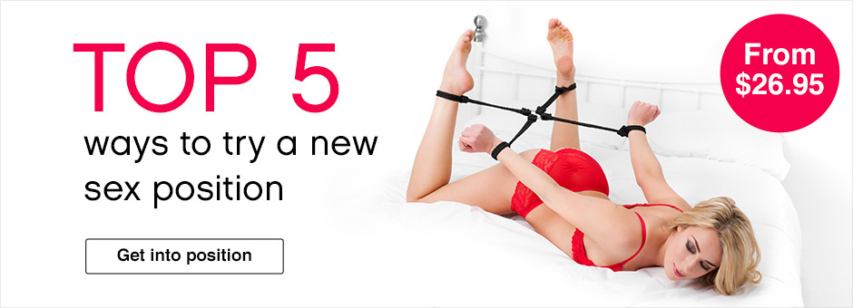 5 ways to try a new sex position