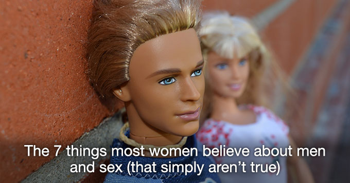 myths about men and sex