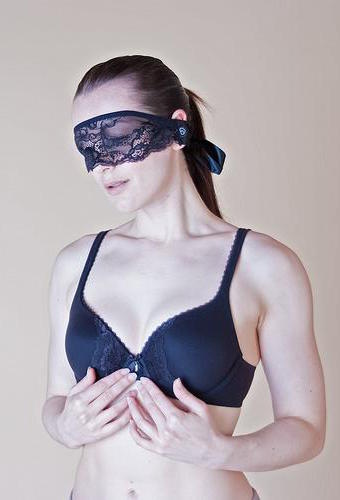 model of the month runner up lovehoney blindfold