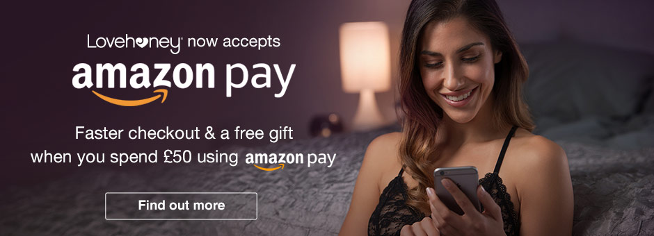 Lovehoney now accepts amazon pay
