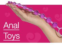Anal Sex Toys