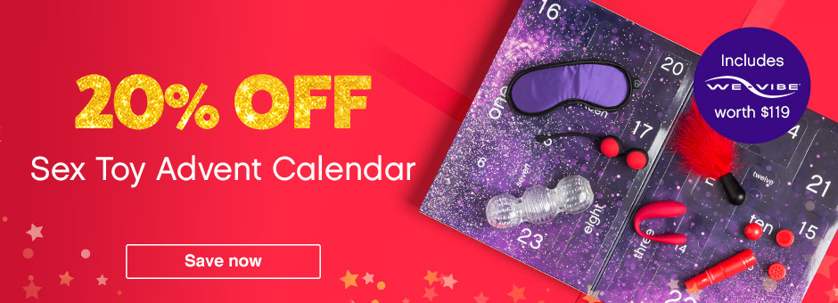 20% off Sex Toy Advent Calendar
