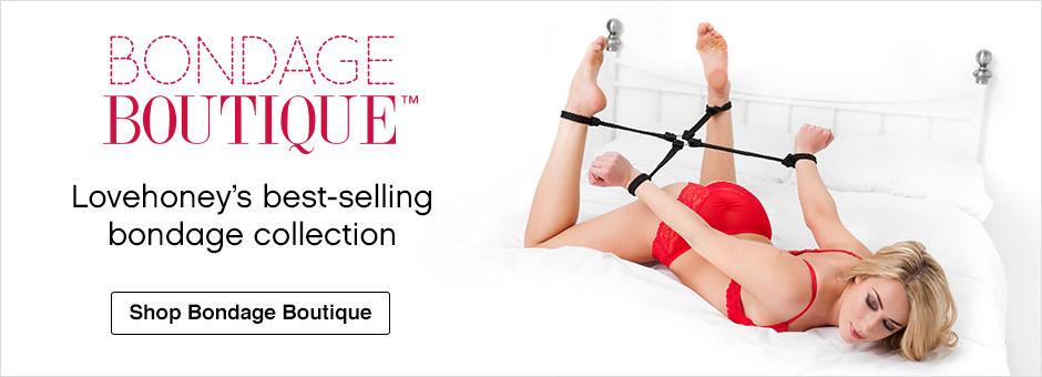 Bondage Boutique - Lovehoney's best-selling bondage collection