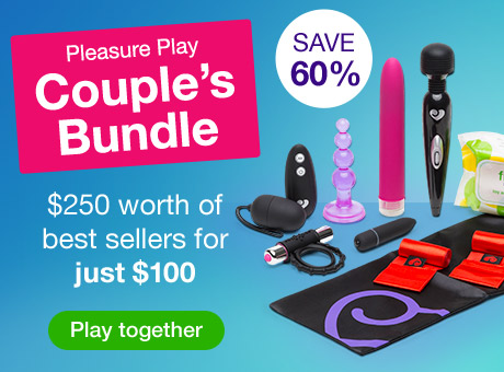 Pleasure Play Couple's Bundle - $250 worth of best sellers for just $100