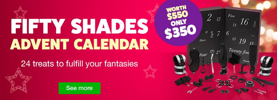 Fifty Shades Advent Calendar