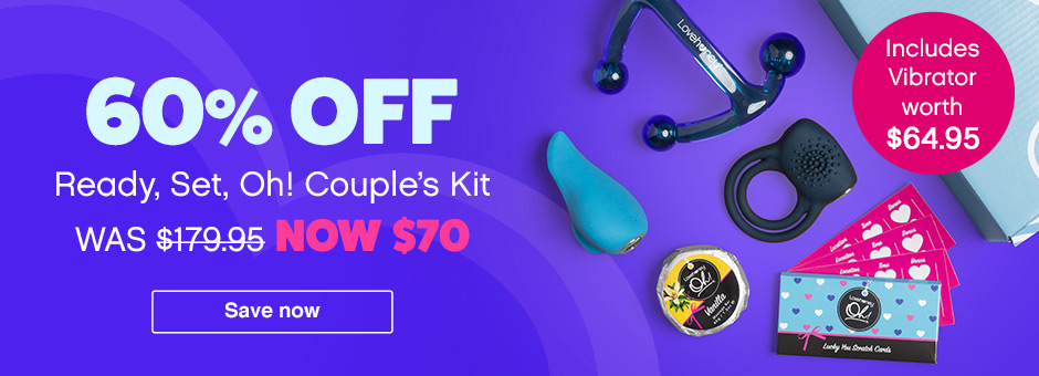 60% OFF Couples Kit