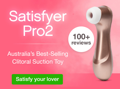 Satisfyer Pro2 - Australia's Best-Selling Clitoral Suction Toy