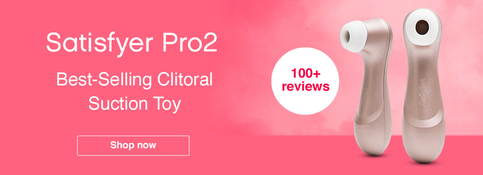 Satisfyer Pro 2 - Best-Selling Clitoral Suction Toy