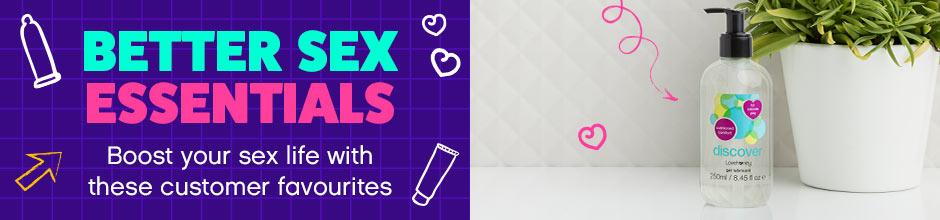 Better Sex Essentials