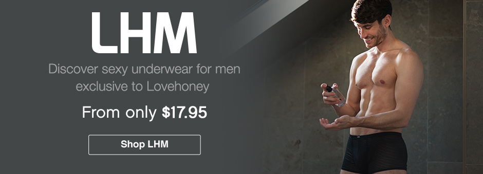 LHM Discover sexy underwear for men