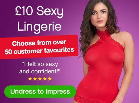 Lingerie now £10