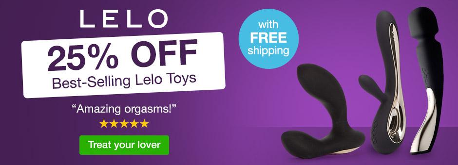 25% off Best-Selling Lelo