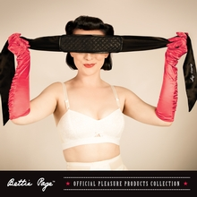 Bettie Page Blindfold