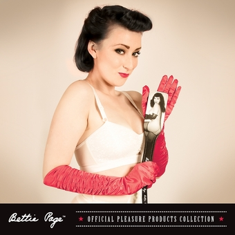Bettie Page: The Official Pleasure Collection
