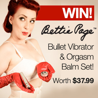 Win a Bettie Page Vibe Gift Set