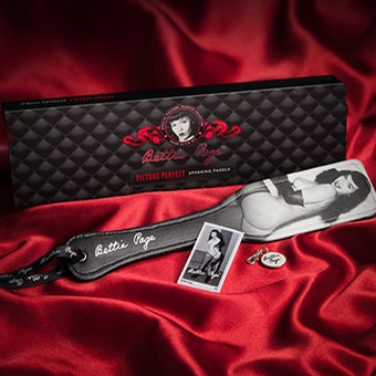 Bettie Page Official Pleasure Products Collection