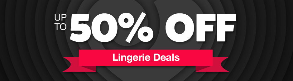 Black Friday Lingerie Deals