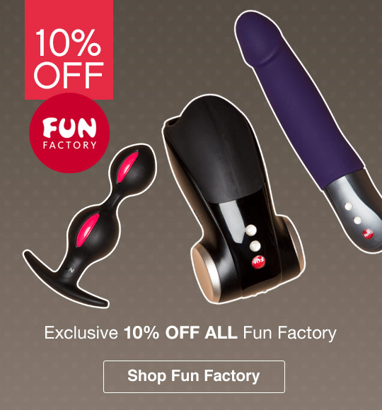 10% off Fun Factory sex toys