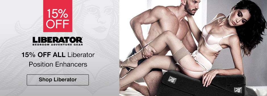 15% off Liberator position enhancers
