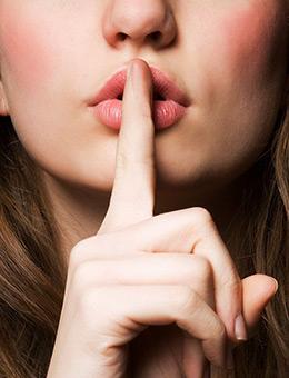 How to have quiet sex
