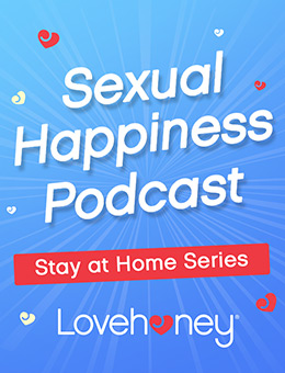 Sexual Happiness Podcast nav