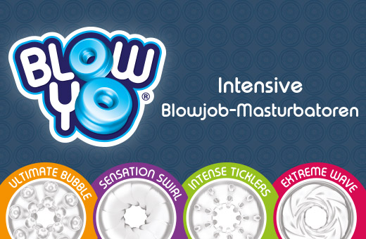 BlowYo Blowjob-Masturbator