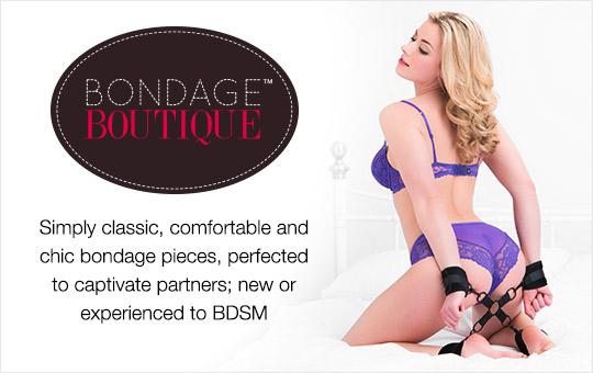 Bondage Boutique brand page