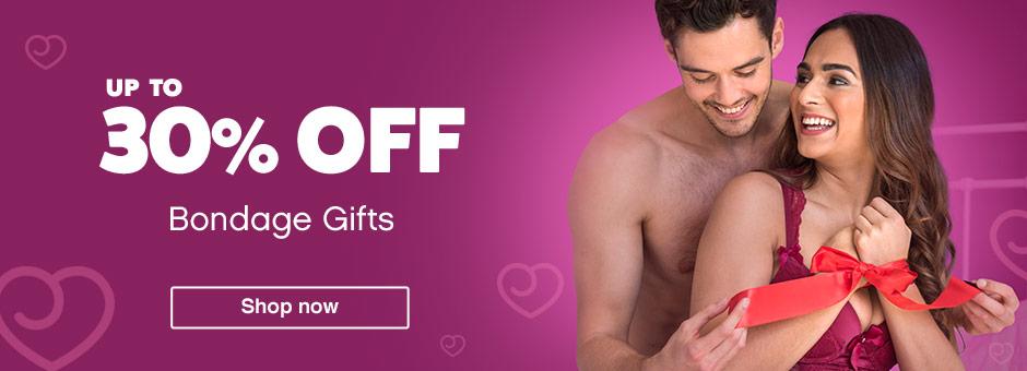 Up to 30% off Bondage Gifts