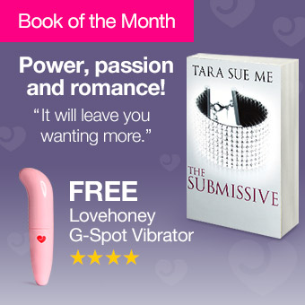 The Submissive: Lovehoney's Book of the Month (With Vibrator and Extract!)