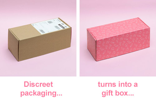 Play Box packaging
