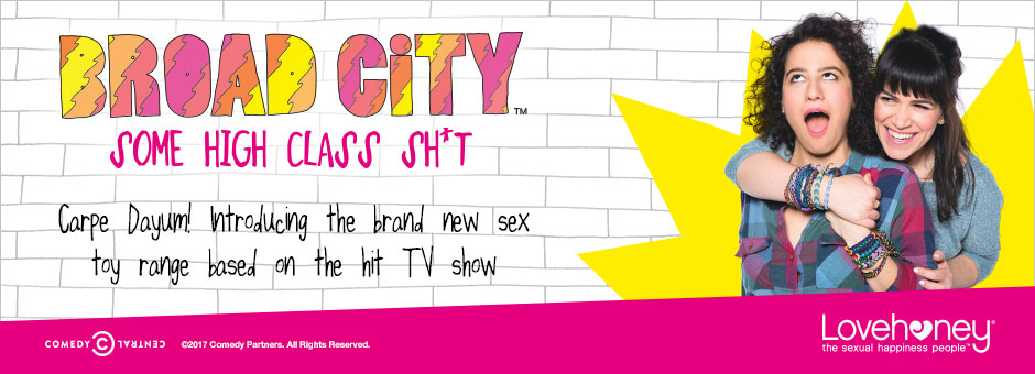 Broad City Brand Page Graphics AU US CA UK