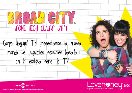 ES Marca Broad City Brand Headers