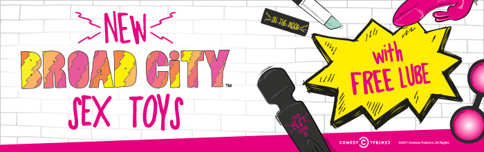 Broad City Launch Offer Graphics US UK EU CA