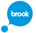 Brook provides free and confidential sexual health advice and contraception to young people.