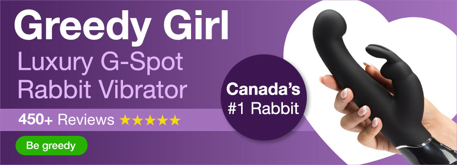 Greedy Girl Luxury G-Spot Rabbit Vibrator