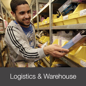 Logisitics and Warehouse