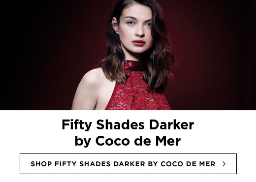 Fifty Shades Darker by Coco de Mer