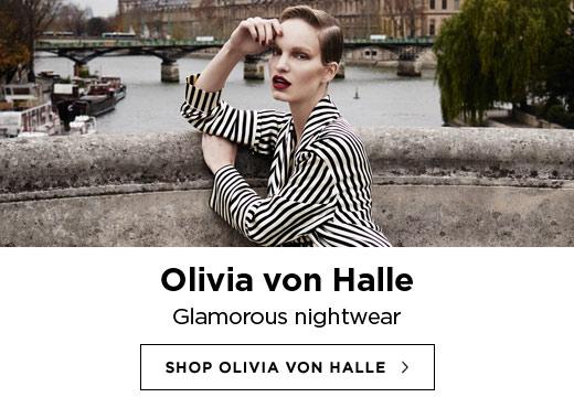 Olivia von Halle - Glamorous nightwear