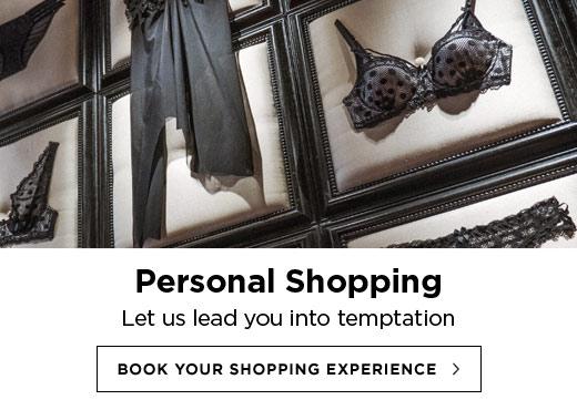 Personal Shopping at Coco de Mer