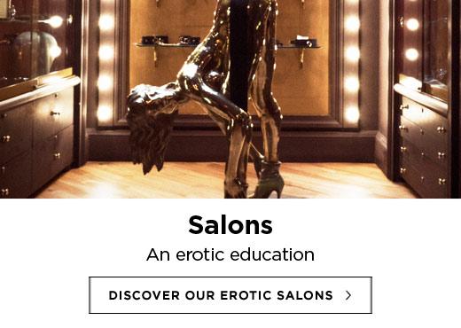 Salons at Coco de Mer