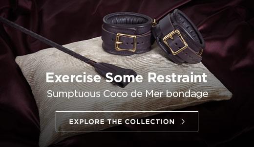 Coco de Mer bondage