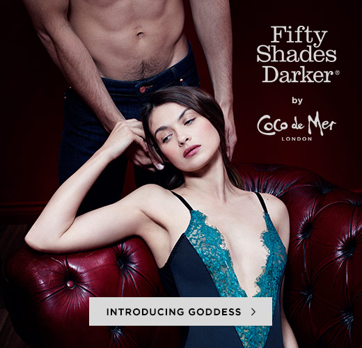 Fifty Shades Darker  by Coco de Mer: Introducing Goddess