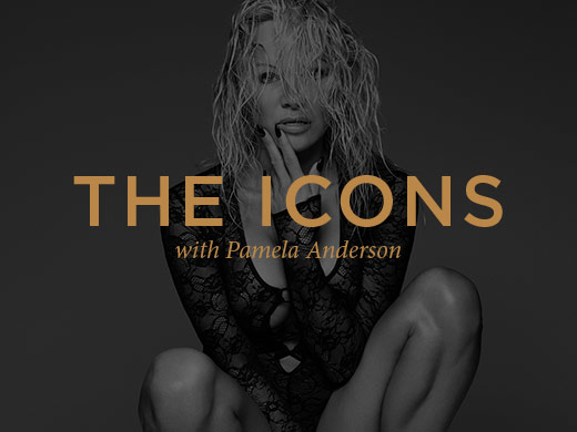 The Icons with Pamela Anderson