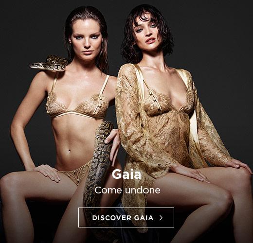 Coco de Mer SS17 Lingerie: Gaia