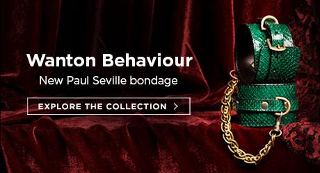 New Paul Seville bondage