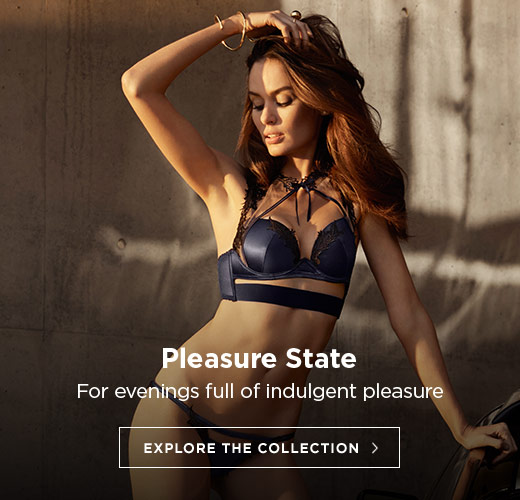 Pleasure State lingerie for SS17