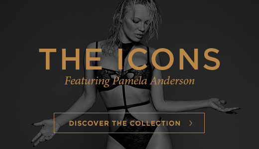The Icons featuring Pamela Anderson